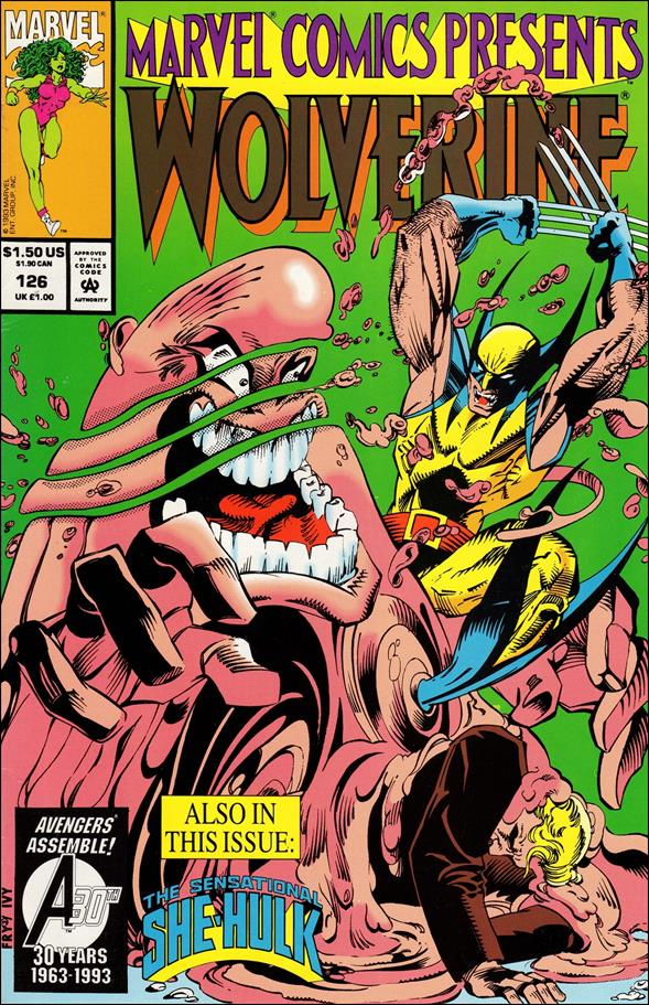 Marvel Comics Presents (1988) 126-A by Marvel