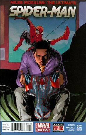 Miles Morales: Ultimate Spider-Man 2-C