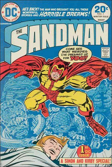 Sandman (1974) 1-A by DC