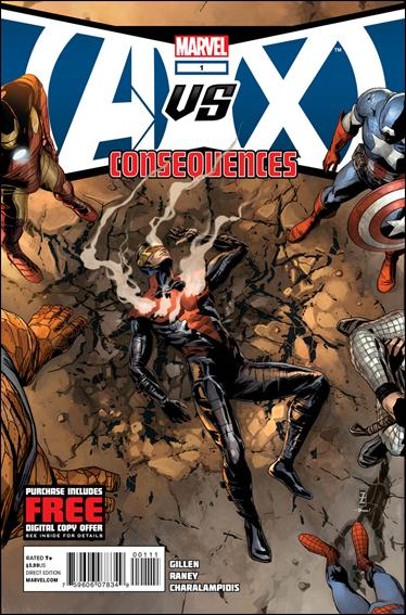 AvX: Consequences 1-A by Marvel