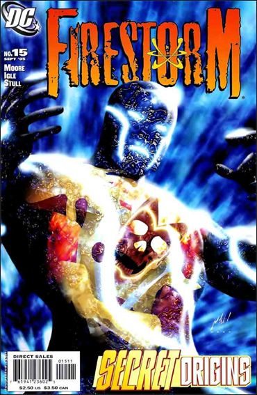 Firestorm (2004) 15-A by DC