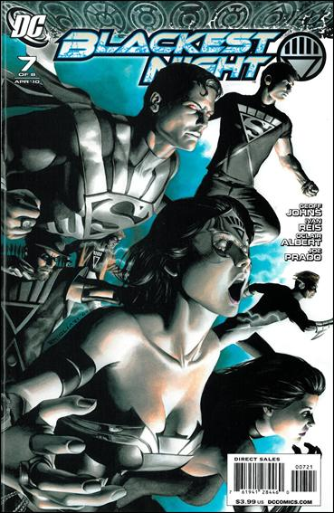 Blackest Night 7-B by DC