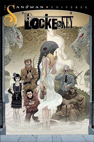 Locke & Key/Sandman: Hell and Gone 1-A