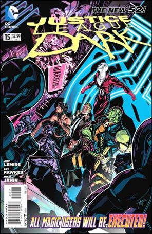 Justice League Dark 15-A