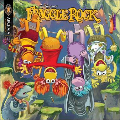 Fraggle Rock (2010) 2-A by Archaia