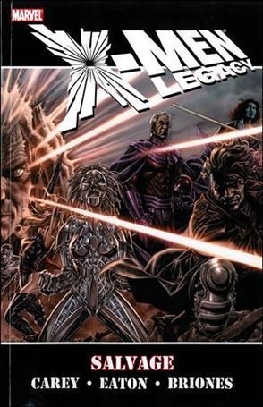 X-Men Legacy: Salvage nn-A