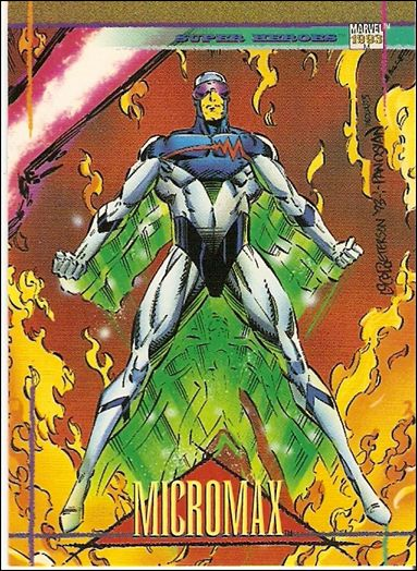 Marvel Universe: Series 4 (Base Set) 38-A by SkyBox