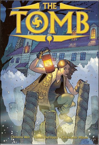 Tomb 1-A by Oni Press