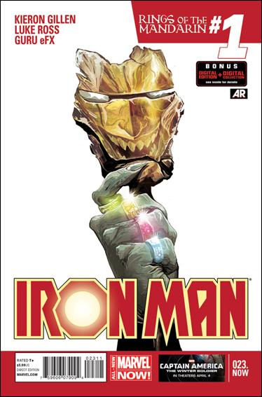 Iron Man (2013) 23-A by Marvel