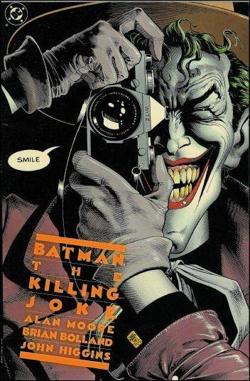 Batman: The Killing Joke 1-D by DC