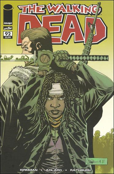 Walking Dead (2003) 92-A by Image