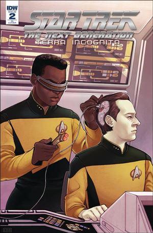 Star Trek: The Next Generation: Terra Incognita 2-C
