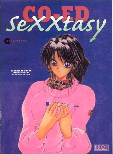 Co-Ed Sexxtasy 5-A by Eros