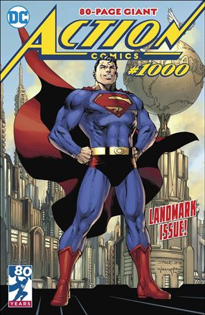 Action Comics (1938) 1000-A