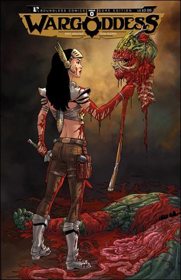 War Goddess 0-C by Boundless Comics