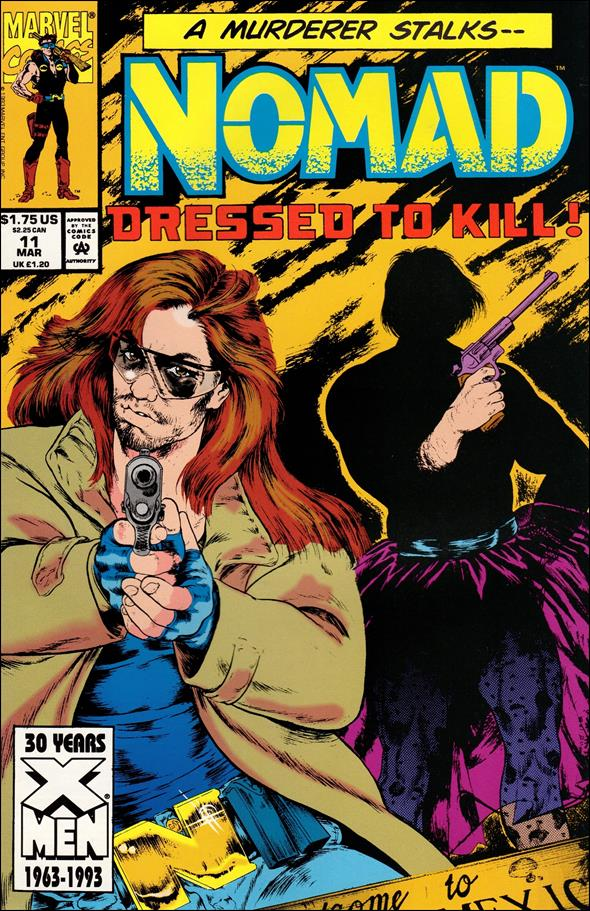 Nomad (1992) 11-A by Marvel