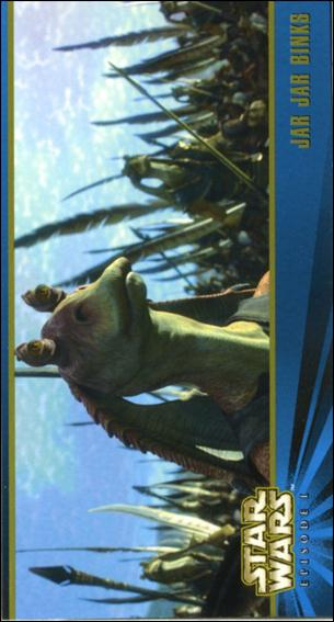 Star Wars: Episode I Widevision: Series 2 (Base Set) 7-A by Topps