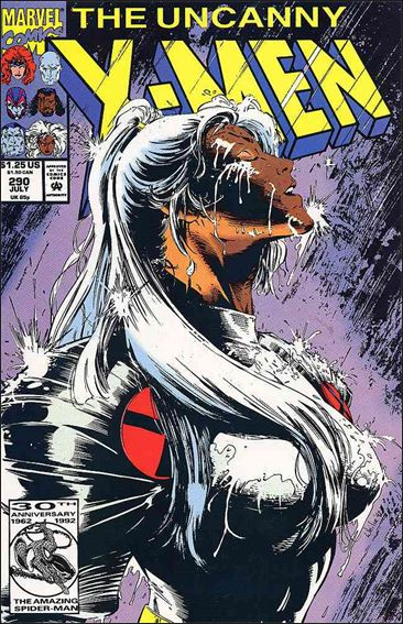 Uncanny X-Men (1981) 290-A by Marvel