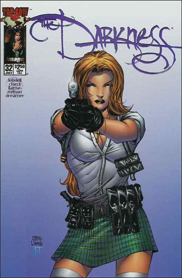 Darkness (1996) 32-A by Top Cow