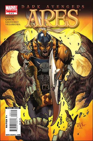 Dark Avengers: Ares 2-A by Marvel