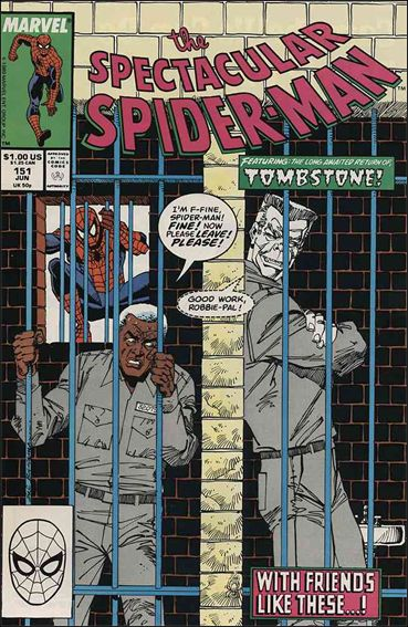 Spectacular Spider-Man (1976) 151-A by Marvel