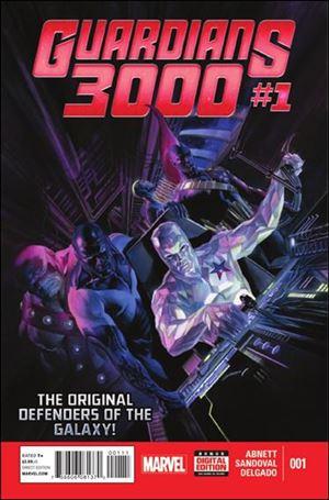 Guardians 3000 1-A
