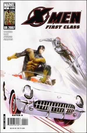 X-Men: First Class (2007) 4-A