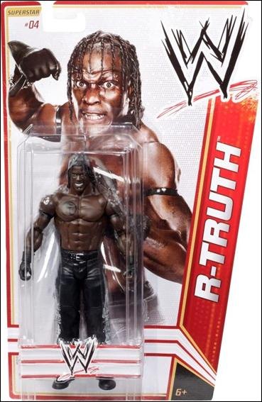 WWE Superstars (2012) R-Truth by Mattel