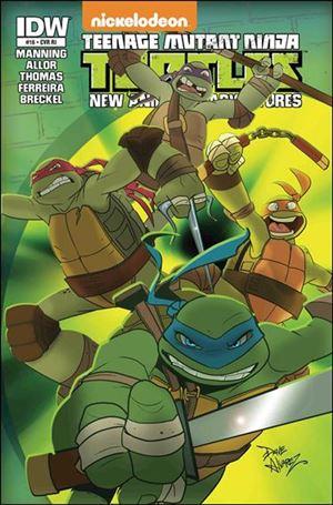 Teenage Mutant Ninja Turtles New Animated Adventures 16-B