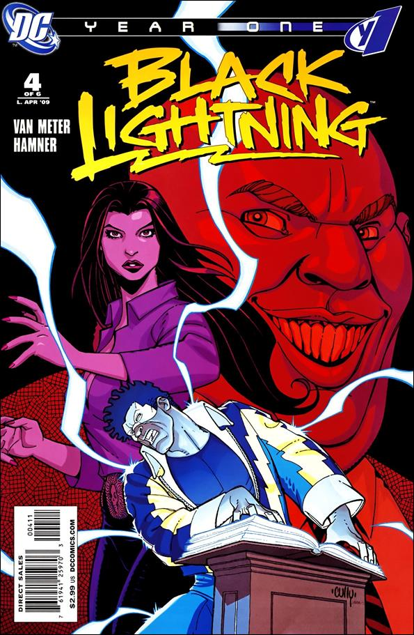 Black Lightning: Year One 4-A by DC