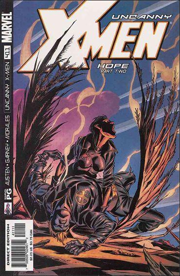 Uncanny X-Men (1981) 411-A by Marvel