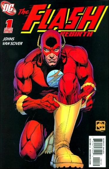 Flash: Rebirth 1-C by DC