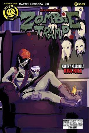 Zombie Tramp 15-A