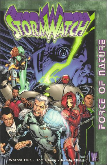 StormWatch (1999) 1-B by WildStorm