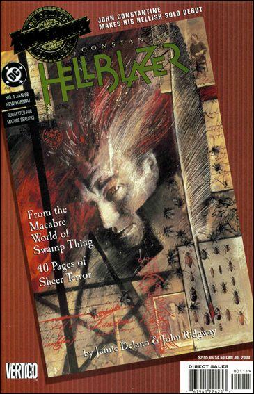 Millennium Edition: Hellblazer 1-A by Vertigo