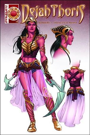 Dejah Thoris 1-G