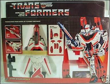 Transformers: More Than Meets the Eye (Generation 1) Jetfire (Autobot Air Guardian) by Hasbro