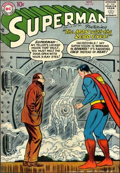 Superman (1939) 117-A by DC