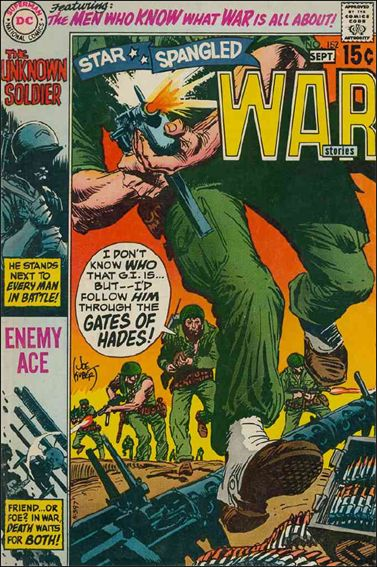 Star Spangled War Stories (1952) 152-A by DC