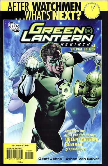 Green Lantern: Rebirth 1-E by DC