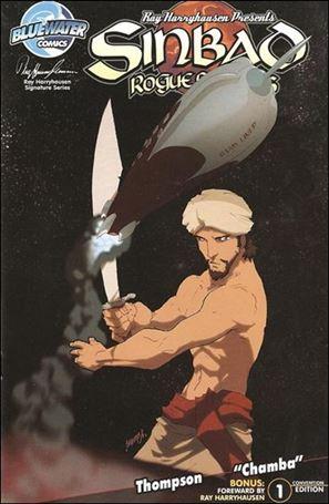 Sinbad: Rogue of Mars 1-D