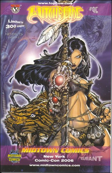 Witchblade 95-C by Top Cow