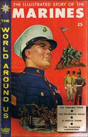 World Around Us 11-A