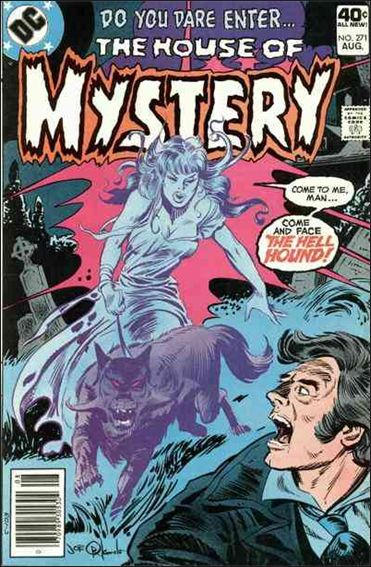 House of Mystery (1951) 271-A by DC