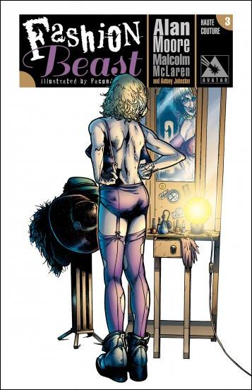 Fashion Beast 3-C by Avatar Press