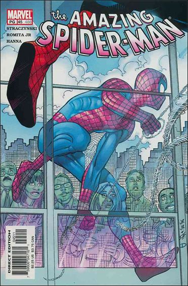 Amazing Spider-Man (1999) 45-A by Marvel