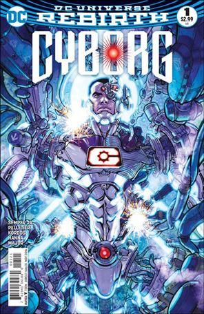 Cyborg (2016) 1-B