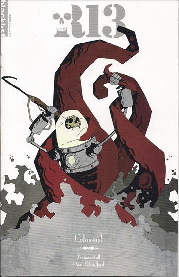 Robot 13: Colossus 1-C by Blacklist Studios