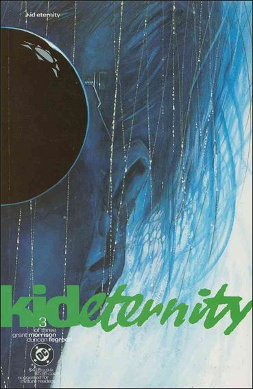 Kid Eternity (1991) 3-A by DC