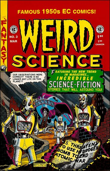 Weird Science (1992) 3-A by RCP